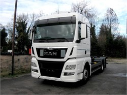 MAN TGX26.440XLX  used