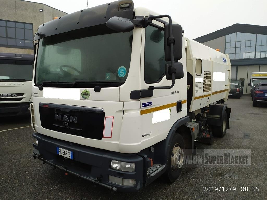 MAN TGL12.180 used 2012