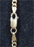 .925 Sterling Pendant & Chain