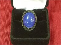 Antique Sterling Ring