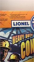 Lionel O Scale Train (Track is Lot 41)