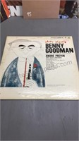 Lot of Records Includes Benny Goodman