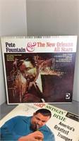 Lot of Pete Fountain & Al Hirt Records
