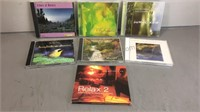 Lot of Relaxing Sound CDs