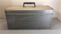 Metal Craftsman Tool Box