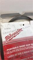 Milwaukee Band Saw Blades