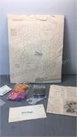 Vintage Yarn Craft Kit