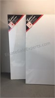 Lot of 3 Sealed Canvases