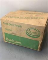 Box of Remington Skeet Trap Clays