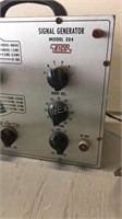 Eico Signal Generator Model 324 Untested