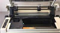 Vintage Radio Shack TRS-80 DWP210 Printer
