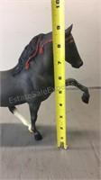 Grey & Black Breyer Horse
