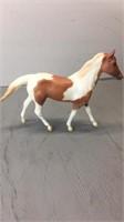 Brown & White Breyer Horse