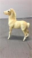 Small Cream Colored Breyer Horse