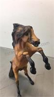 Tan & Black Breyer Horse