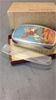 Vintage Brush & Comb Set