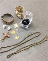 Lot of Costume Jewelry
