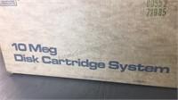 Vintage Tandy 10 Meg Disk Cartridge System