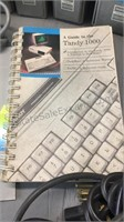 Vintage Tandy Software, Wires & books
