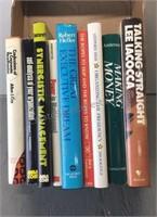 Box Lot of Hardcover Books