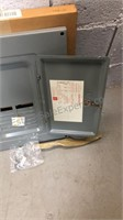 NOS Square D Panel Cover 59262