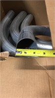 """Box lot of Conduit Pipe All 2"""" (10 pieces)"""