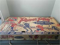 Vintage NHL Power Play Electric Hockey Original