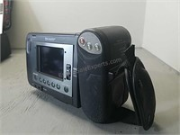 Sharp Zoom8 Liquid Crystal Camcorder with Extra