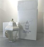 Exterior Light Fixture Open Box