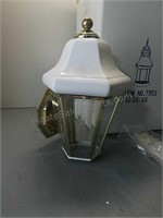 Exterior Light Fixture Open Box