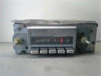 Delco 7307312 Dash Radio untested