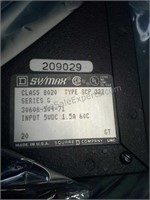 240 Vac 2 Amp 8 Function Output Module, Sy/max