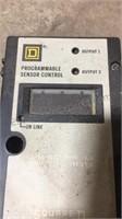 Used Untested Square D Sensor Controls