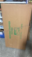 NOS Sealed Box Recessed Troffer Light Fixture