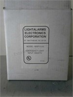 Light Alarms Emergency Light Model:6051P1/LH5
