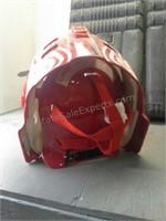 Kids Hockey Gear Helmet & Goalie Leg Pads