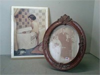 Print and Picture Frame