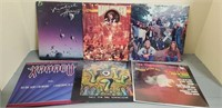 Lot of (6) Various Records
