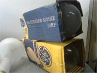 GE 300 WATT Extended Service Lamp 10 Bulbs
