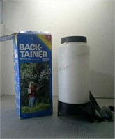 Back Tainer untested