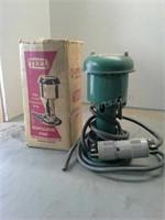 Recirculating Pump Original Box