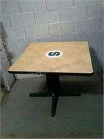 Michigan State Spartan Table Includes Hardware,