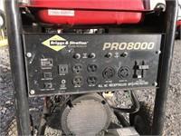 Briggs&stratton Pro8000 Generator