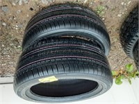 Nexen Npriz AHS tire, 225/45R17