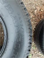 Goodyear Wrangler tire, P235/75R15