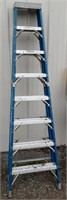 Louisville ladder Company 8ft fiberglass A Frame