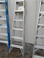 Keller aluminum 6ft A Frame ladder