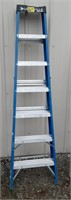 Louisville 7ft fiberglass A Frame ladder