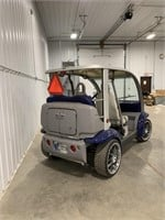 2002 Ford Think Neighbor Electric Car