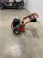 Troy-Bilt gas 2850psi pressure washer with